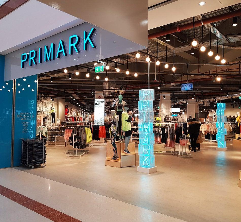 primark retail design