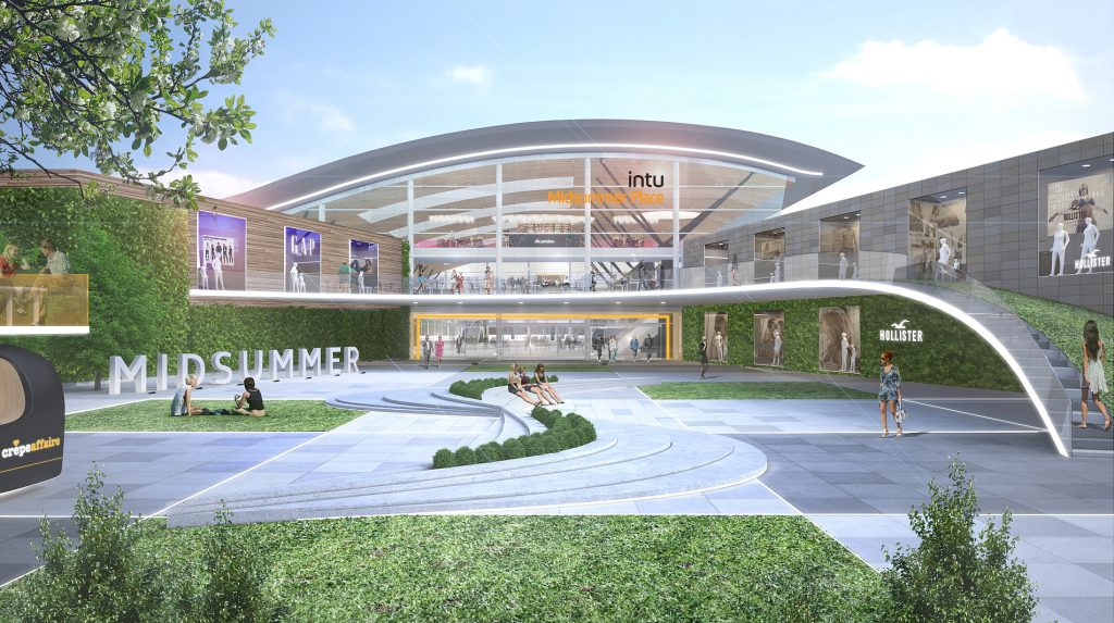 Retail architects creating exciting retail destinations