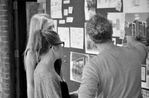 Design Team discussions